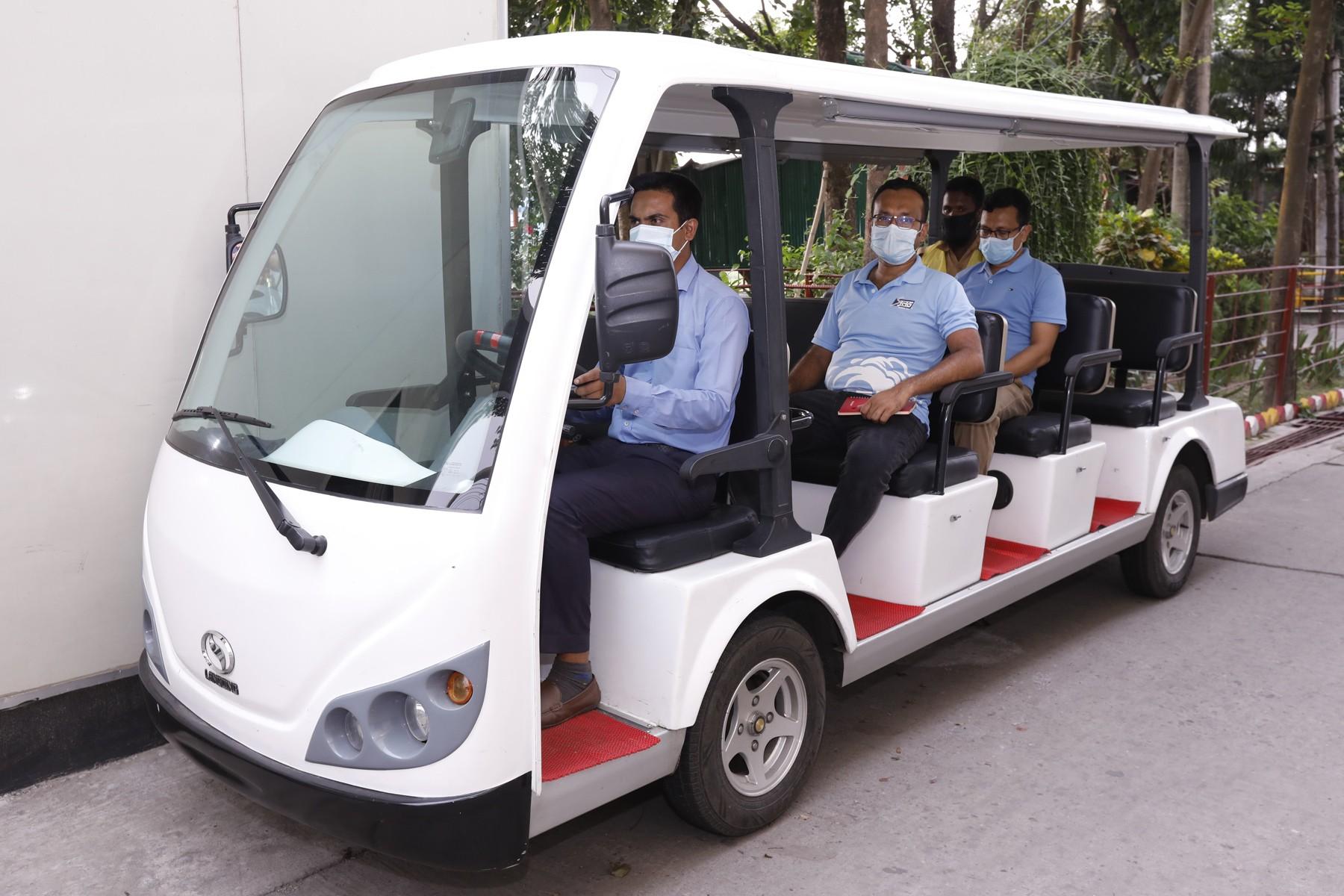 PIP Inter factory Transportation system
